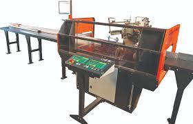 Sawing Cutting Stiles Machinery