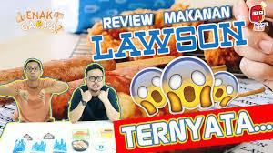 Review Makanan Lawson! ADA YANG SEKELAS MAKANAN RESTORAN!!! Enak Ga Ya!?  Ep.07 by Review Mulu - YouTube