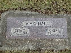 Omer Duane Marshall (1891-1965) - Find A Grave Memorial