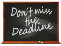 Don't miss the deadline! Royalty and... - Ohio State - Muskingum County 4-H  | Facebook