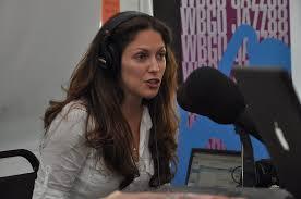 Hilary Cole speaks with Michael Bourne | WBGO Jazz88FM | Flickr