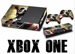 Protective Decal Stickers For Xbox One Console Cover Xbox One