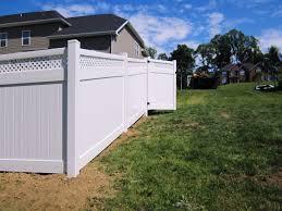 Lattice Fences Integrous Fences And Decks