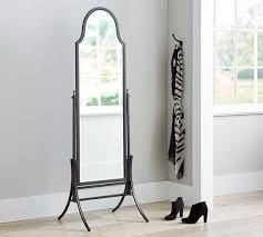 pivoting floor mirror