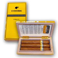 cohiba siglo vi gift pack cigars