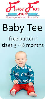 how to make a baby t shirt tutorial