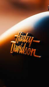 1440x2560 harley davidson logo bike