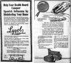 How the 1918 flu pandemic mirrors today's coronavirus crisis ...