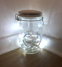 happiness is homemade fairy lights