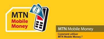 Image result for mtn mobile money logo ghana