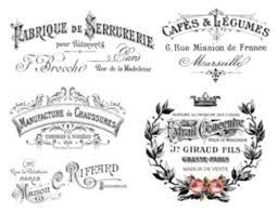 Vintage French Advertising Labels Furniture Transfers Waterslide Decals Mis588 Vintage Furniture Makeover French Vintage Modern Kids Furniture
