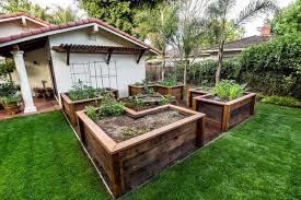 diy easy access raised garden bed the