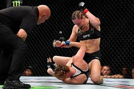 UFC 229: Aspen Ladd's primal screams the result of very primal moment