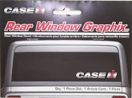 Ih Farmall Rear Window Decal Diesel Power Plus Store