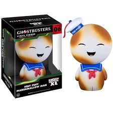Stay Puft Marshmallow Man Vinyl Collectible Toasted Dorbz Xl Walmart Com Walmart Com
