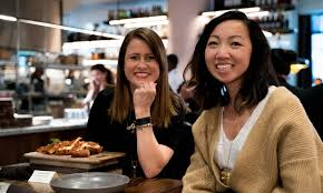 Life and Work with Eileen Lee and Martine Resnick - Voyage ATL
