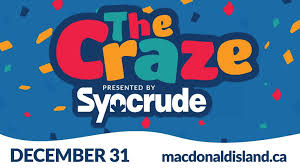 the craze 2019 presented by syncrude