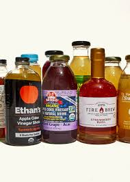 i tasted all the drinking vinegars out