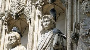 Image result for Rouen France cathedral richard the Lionhearted