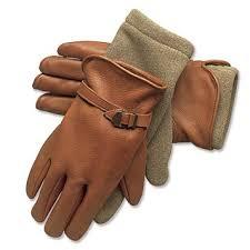 men s deerskin leather gloves orvis uk