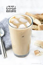 homemade iced coffee go to coffee