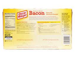 oscar mayer smoked bacon 4 x 1 lb