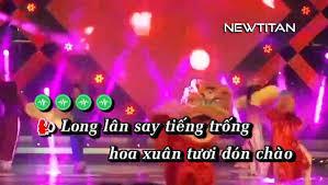 Karaoke Tết Phát Tài - Cẩm Ly Beat Lyrics