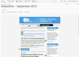 New visual click report for emails | Salesforce Pardot