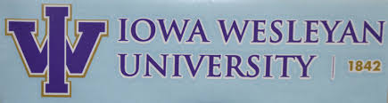 Vinyl Transfer Window Decal Iowa Wesleyan University Tiger Spirit Store