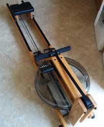 water rower indoor rowing machine for