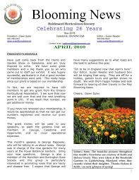 haldimand horticultural society