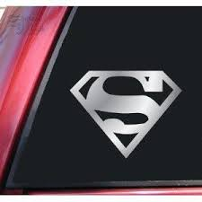 Superman Vinyl Decal Sticker Car Window Vinyl Decal Sticker Mymonkeysticker Com