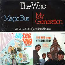The Who - Magic Bus / The Who Sings My Generation | Discogs
