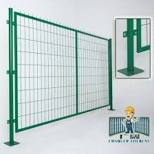 China Pvc Coated Fence Post For Building Material China Quick Post Fence Fence Panels