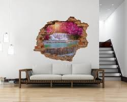 3d Hole In The Wall Stickers Loccodecals Pl