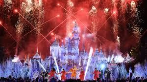 disney magical holiday celebration