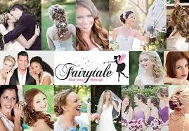fairytale hair and makeup bouquet