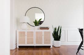 the best places to hang a mirror in a house