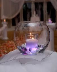 glass bowl decor