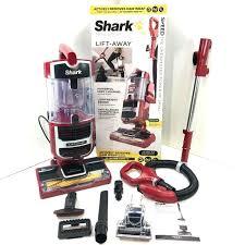 Mua MINT W/Box Shark Navigator Lift-Away Zero-M Upright Vacuum Cleaner Red  ZU562 từ eBay Mỹ - Chuyên mục Máy hút bụi - LuxStore.Com
