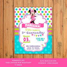 Invitaciones Digitales Para Fiestas Infantiles 1 990 En