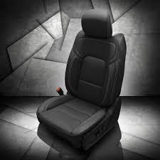 katzkin black repla leather seat cvrs