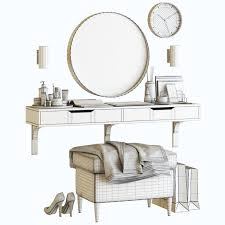 ikea alex dressing table with strandmon