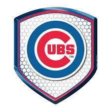 Chicago Cubs Mlb Reflector Decal Auto Sh Buy Online In Tanzania At Desertcart