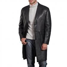 expensive leather coats for men