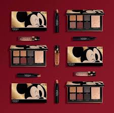 mickey mouse makeup collection
