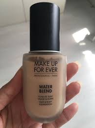 makeup forever mufe water blend