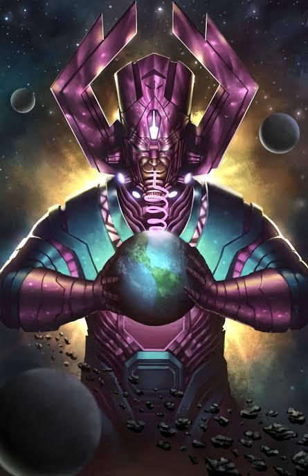 Galactus, O Devorador de Mundos
