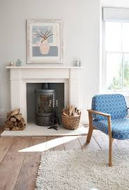 fireplace surround kits in living room