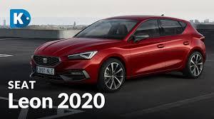 SEAT LEON 2020 | MEGLIO DELLA GOLF 8? - YouTube